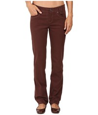 Kuhl Klaudette Pants Coffee Women's Casual Pants Brown