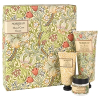 Heathcote And Ivory Morris And Co Golden Lily Hand Care Treats