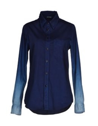 Mother Shirts Dark Blue