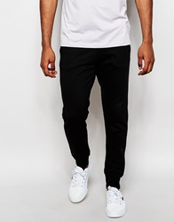 United Colors Of Benetton Sweatpants With Cuffed Ankle Black100