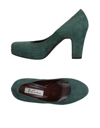 Couture Pumps Military Green