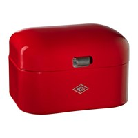 Wesco Single Grandy Bread Bin Red