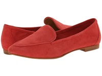 Enzo Angiolini Elerflower Red Suede Women's Slip On Shoes