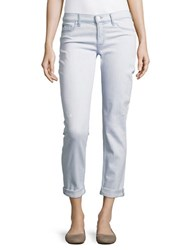 Hudson Jeans Tally Cropped Skinny Lightweight