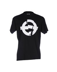 Roundel London T Shirts Black