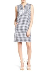 Tommy Bahama Women's Gingham The Great Linen Shift Dress