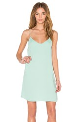 Blaque Label Slip Dress Mint