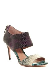 Elaine Turner Designs Erika Cutout Pump Multi