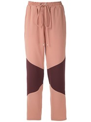 Olympiah Fleur Panelled Track Trousers 60