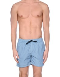 Rrd Swim Trunks Slate Blue
