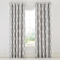 Scion Usoko Rose Lined Curtains Grey Multi