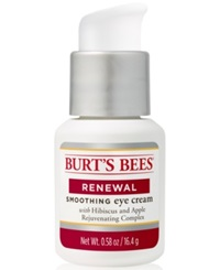 Burt's Bees Renewal Smoothing Eye Cream