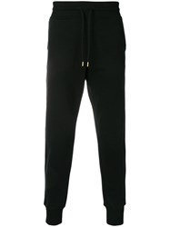 Love Moschino Tapered Track Trousers Black