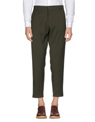 Imperial Star Casual Pants Military Green