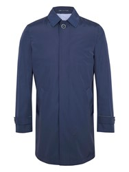 Paul Costelloe Navy Raincoat