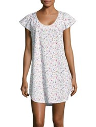 Karen Neuburger Floral Sleep Dress Ditsy