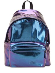 Eastpak 24L Padded Pak'r Coated Backpack Pearl Purple
