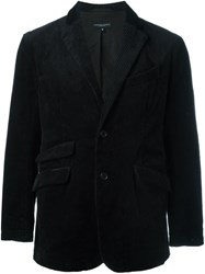 Engineered Garments Corduroy Blazer Black