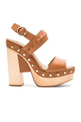 Twelfth St. By Cynthia Vincent Potent Heel Tan