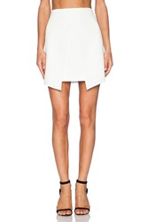Minty Meets Munt Lose Yourself Skirt Ivory