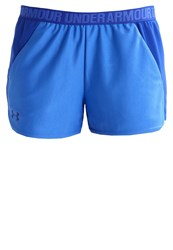 Under Armour New Play Up Sports Shorts Mediterranean Royal Blue