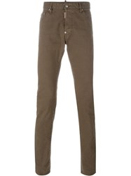 Dsquared2 'Cool Guy' Jeans Brown