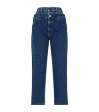 Sandro Double Jeans Blue