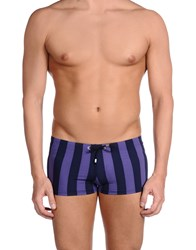 Gallo Swimwear Swimming Trunks Purple