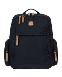 Bric's X Travel Nomad Nylon Backpack Black