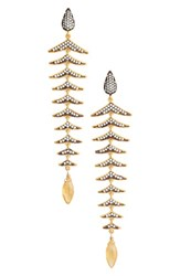 Azaara Women's Long Drop Earrings