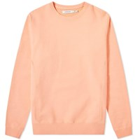 Nonnative Coach Over Dyed Crew Neck Sweatshirt Pink