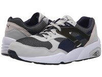 Puma R698 Modern Heritage Glacier Gray Glacier Gray Peacoat Men's Shoes