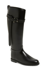 Women's Burberry 'Roscot' Waterproof Riding Boot