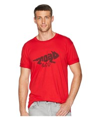 Toadandco Imbedded Toad Tee Phoenix Red T Shirt