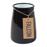 Falcon Utensil Pot Coal Black