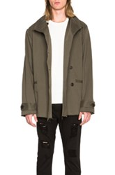 Nsf Mac Jacket In Green