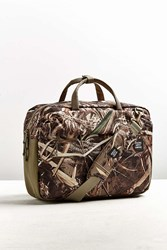 Herschel Supply Co. Britannia Real Tree Camo Messenger Bag Olive