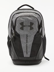 Under Armour Hustle 3.0 Backpack Charcoal