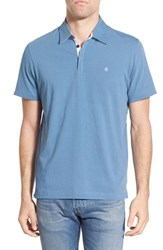 Men's Victorinox Swiss Army 'Vent' Slim Fit Polo Seaport