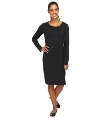 Exofficio Wanderlux Salama Dress Black Women's Dress