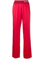 Moncler Track Trousers Red