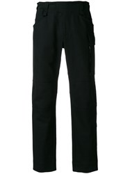 Alyx Straight Trousers Black