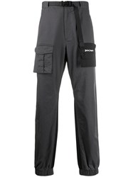 Palm Angels Two Tone Cargo Trousers 60