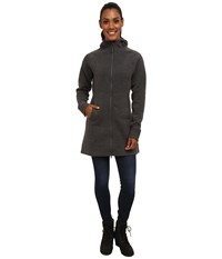 Outdoor Research Salida Long Hoodie Charcoal Women's Coat Gray