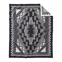 Pendleton Weaver's Series Blanket Mary Henderson Black