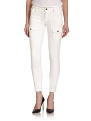 Joie So Real Skinny Cargo Pants Porcelain