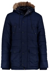 Your Turn Parka Dark Blue