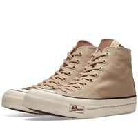 Visvim Skagway Hi Brown