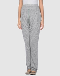 Anne Valerie Hash Casual Pants Light Grey