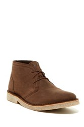 Andrew Marc New York Saxom Chukka Boot Brown